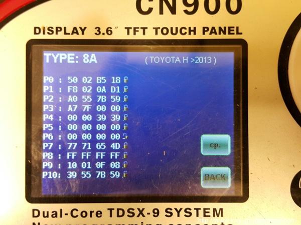 cn900-read-toyota-h-key