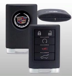 Cadillac-key