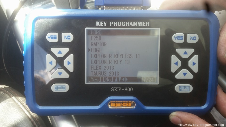 skp900-add-smart-key-ford-edge-7
