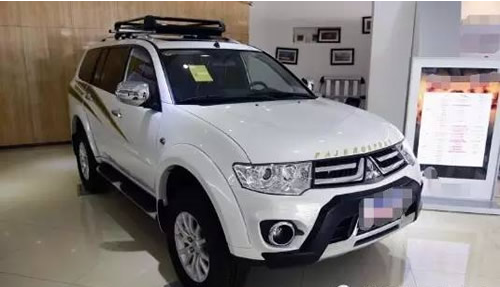 pajero 2013-all-key-perdu-1