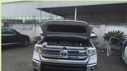 Toyota toundra