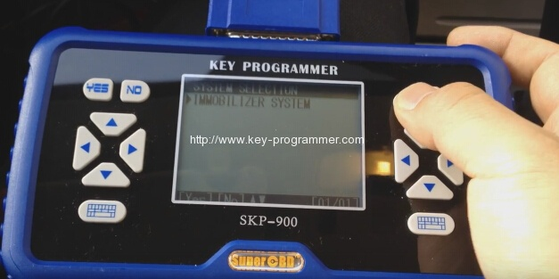 skp900-ford-IMMOBILIZER-SYSTEM