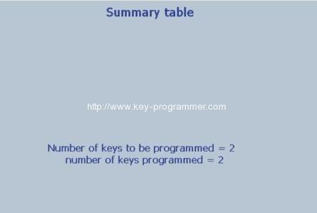 Lexia-3 PP2000-programme-peugeot-307-clés (24)