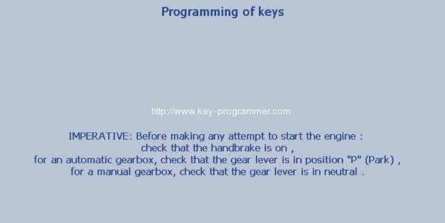 Lexia-3 PP2000-programme-peugeot-307-clés (25)