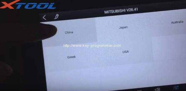 xtool-x100-pad-program-mitsubishi-outlander-key-4
