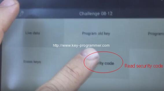 xtool-x100-pad-read-security-code-2