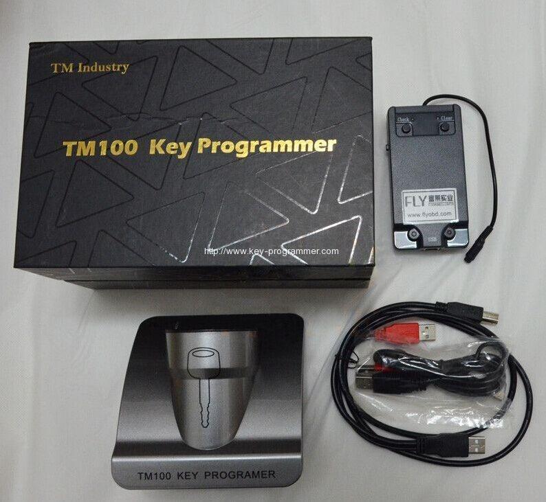 TM100-Transponder-key-programmer