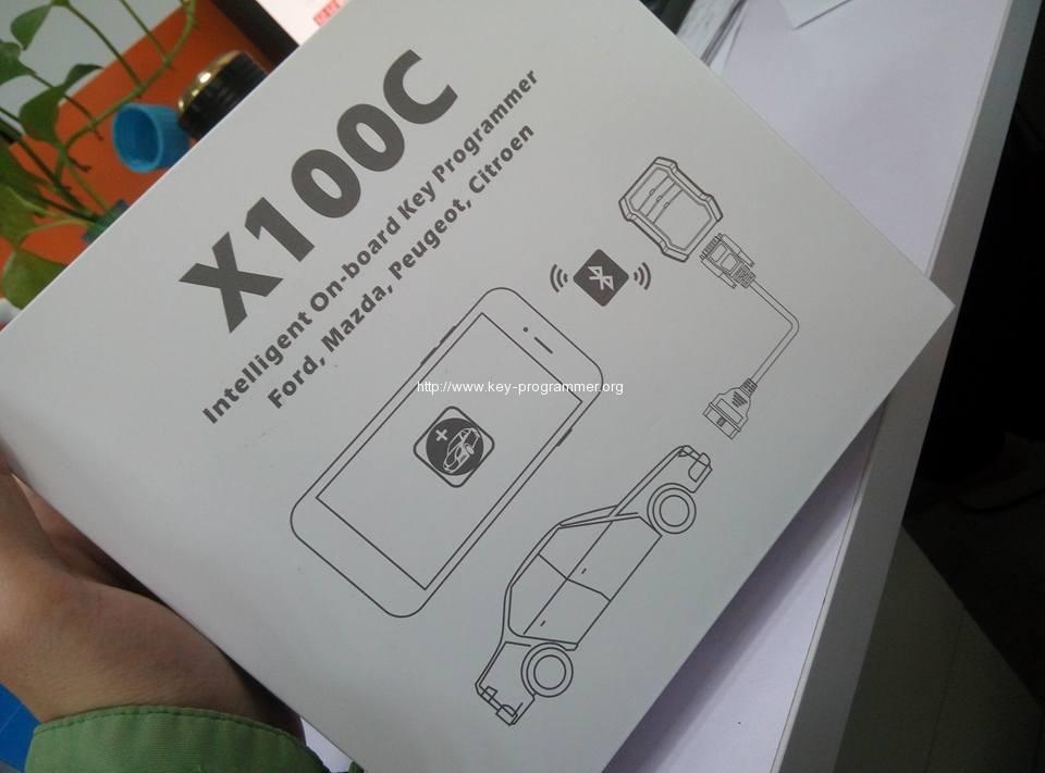 Xtool-X100C-key-programmer-1
