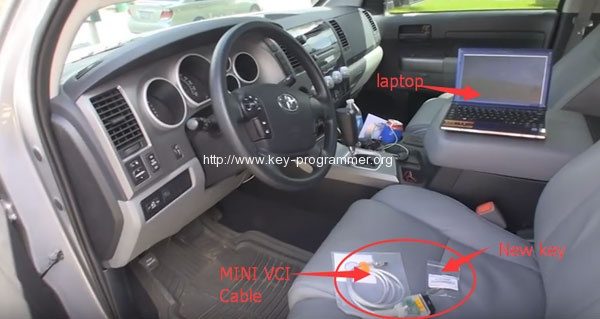 TIS-Techstream-programme-nouvelle-key-Toyota-Tundra-1