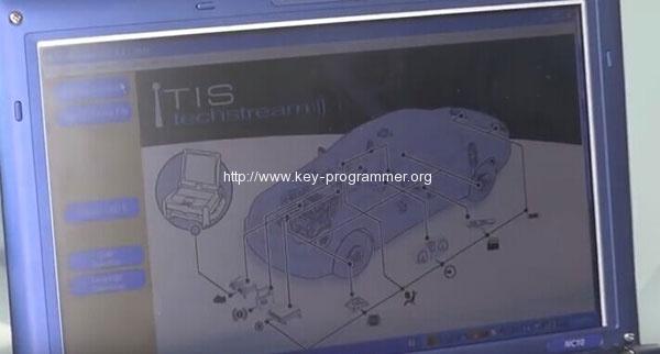 TIS-Techstream-programme-nouvelle-key-Toyota-Tundra-4