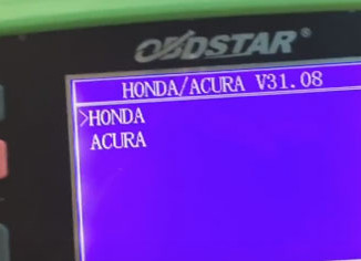 OBDSTAR-X300-PRO3-program-Honda-CIVIC-Chip48-4