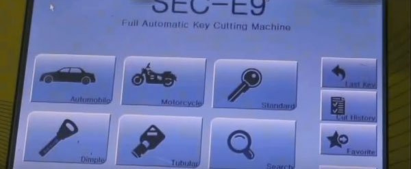 SEC-E9-key-cutting-machine-cut-keys-(4)