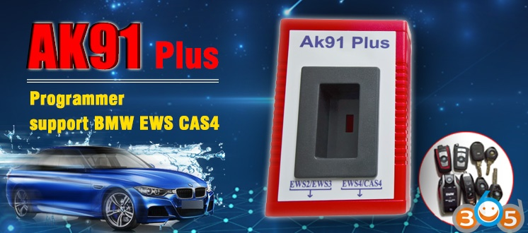 AK91-Plus