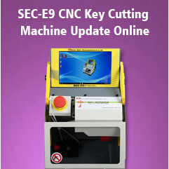 sec-e9-key-cutting-machine