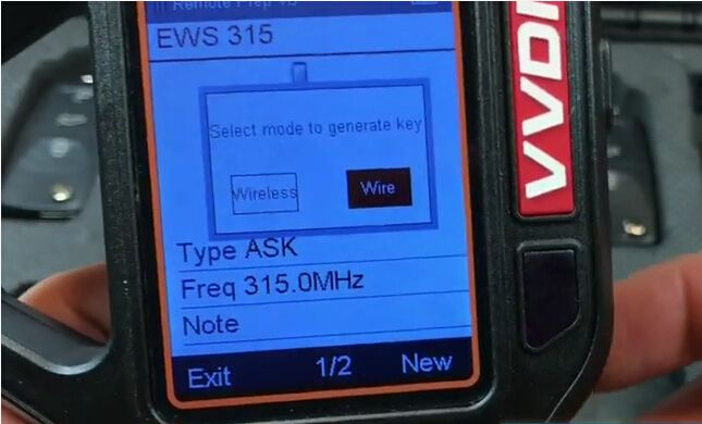 vvdi-key-tool-generate-bmw-ews-remote-key-315mhz-easy-5