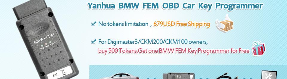 Yanhua-BMW-FEM-OBD-Car-Key-Programmer