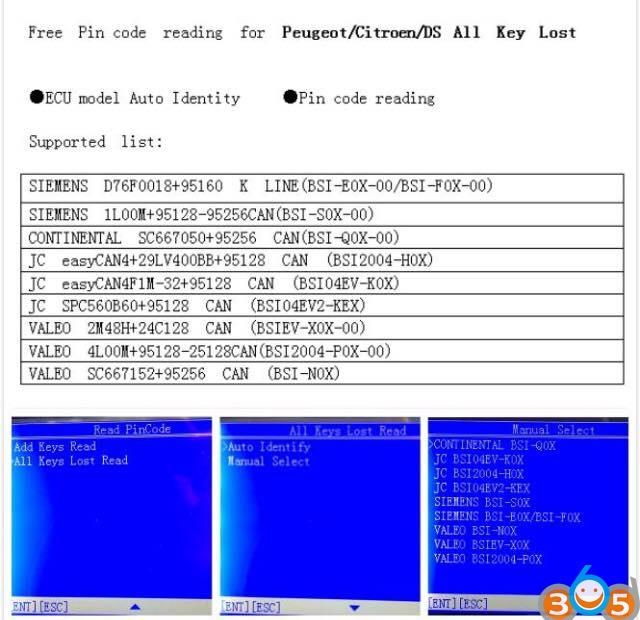 obdstar-x300-psa-key-programming