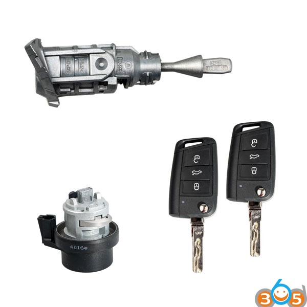 VW-MQB-full-set-lock-and-key-1