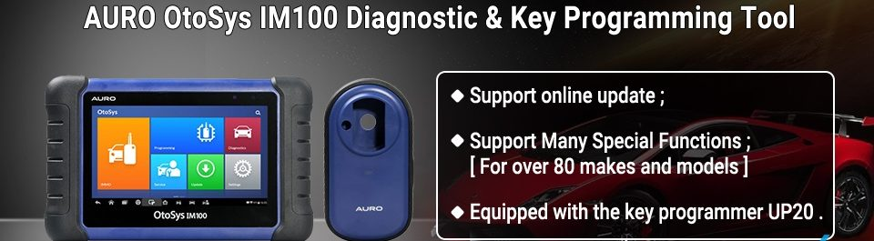 auro-otosys-im100-diagnostic-key-programming-tool