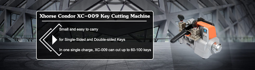 Xhorse-Condor-XC-009-Key-Cutting-2