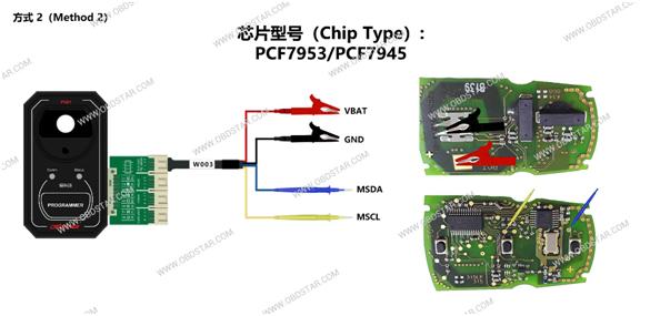 obdstar-p001-w003-wiring