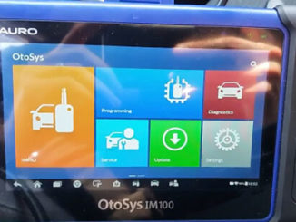 otosys-im100-Nissan-Rogue-2016-immo-1