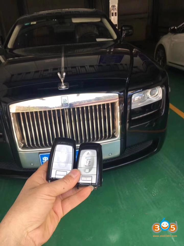 yanhua-acdp-add-key-Rolls-Royce-Ghost-6