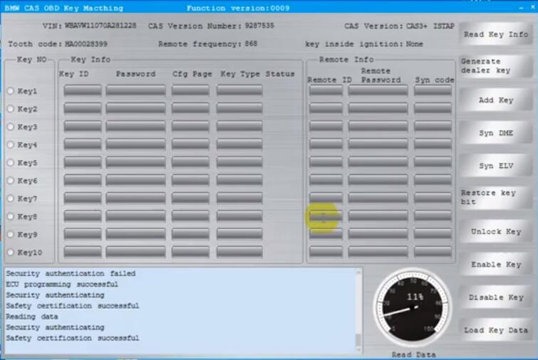 Bmw E90 Cas3 Downgrade 5