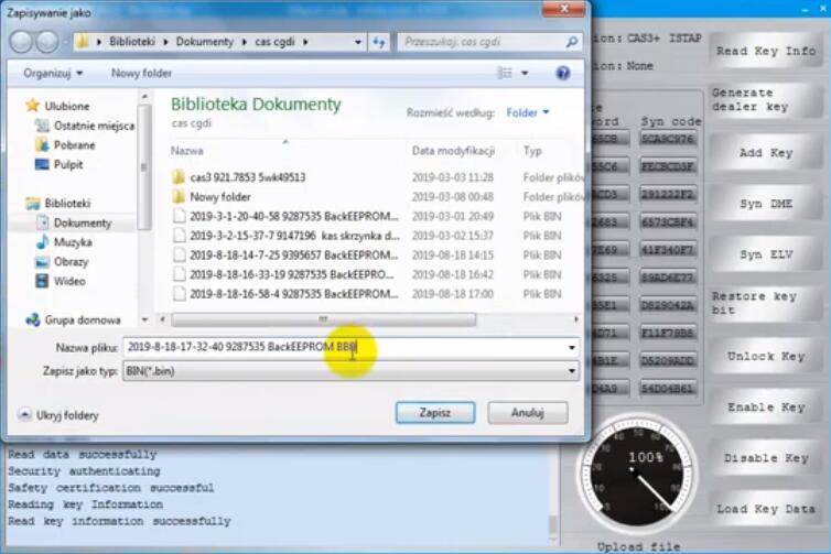 Bmw E90 Cas3 Downgrade 7
