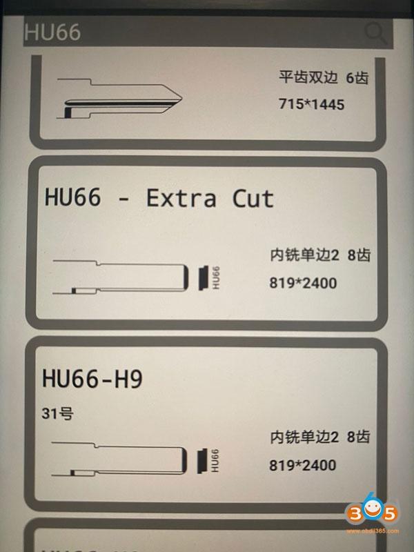 Hu66 H9