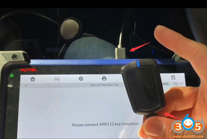 Toyota Sienta Akl Autel Im608 16