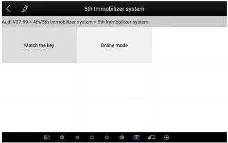 Xtool X100 Pad2 Vw 4th 5th Online Mode 4