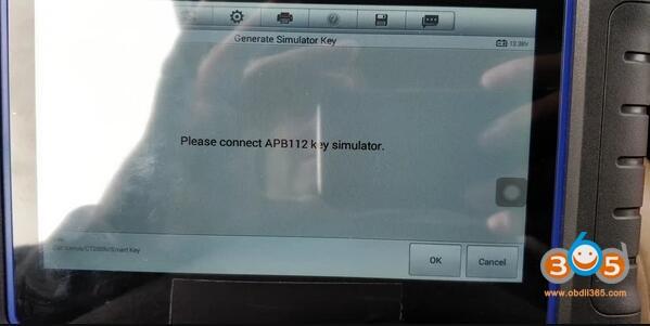 Autel Im608 Toyota Akl 4