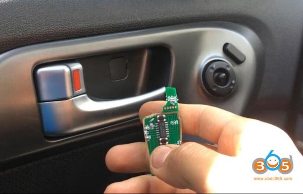 Obdstar KIA Forte 2011 Remote 16