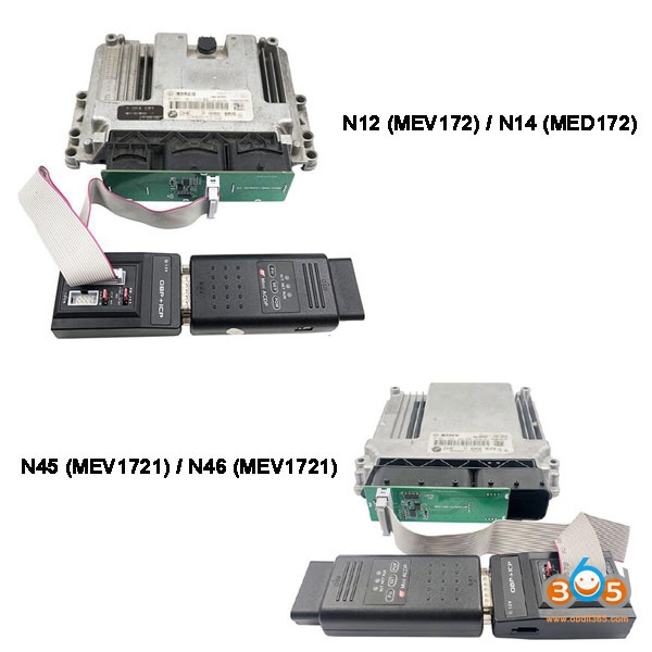 Yanhua Acdp X4 X8 Interface Board