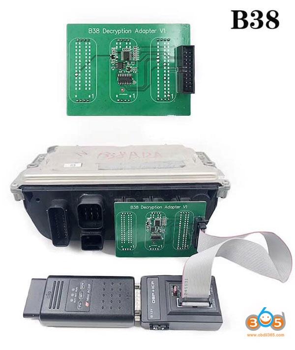 Yanhua B38 Interface Board