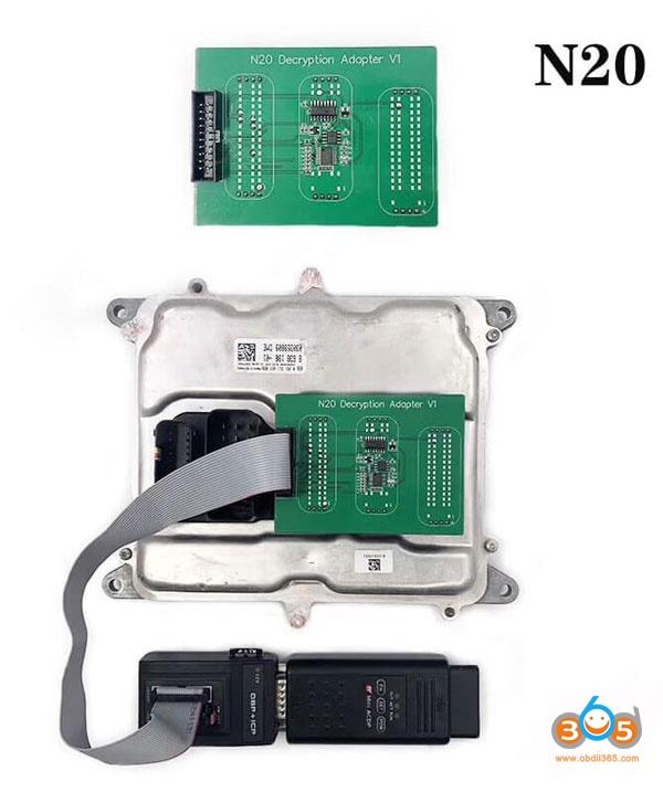 Yanhua N20 Interface Board