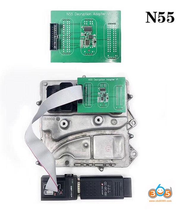Yanhua N55 Interface Board