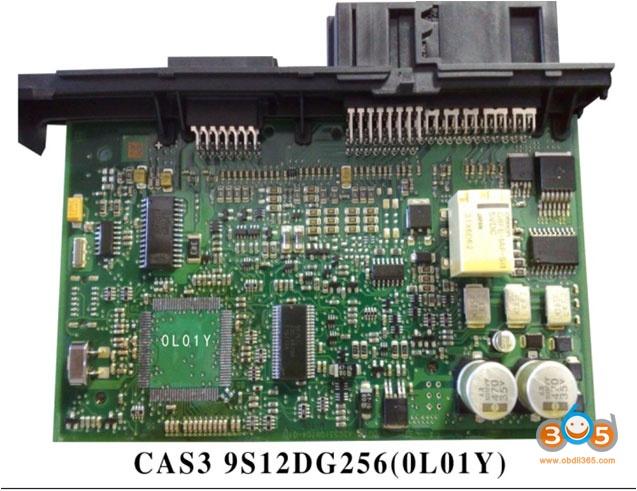 BMW CAS3 System