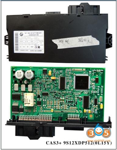 BMW CAS3+ System