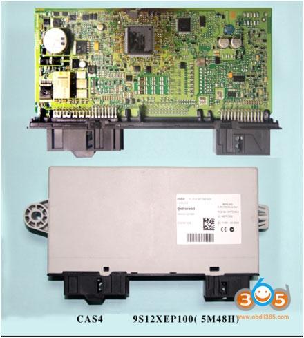 BMW CAS4 System 2