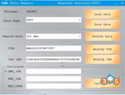 Cgdi Bmw Repair Data Cas3 3