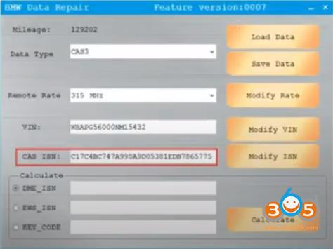 Cgdi Bmw Repair Data Cas4 3