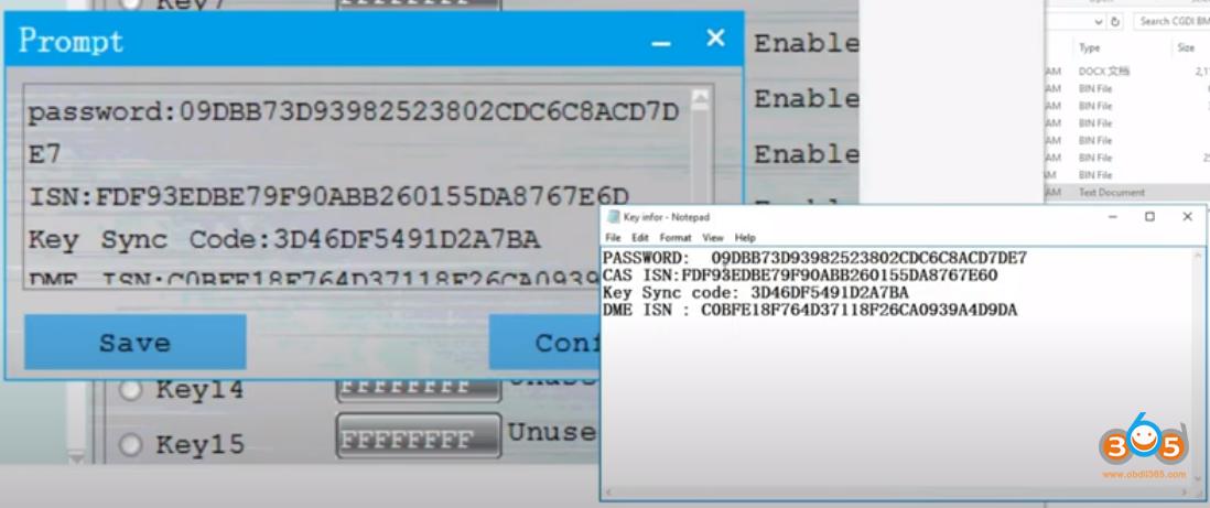 Cgdi Bmw Repair Data Cas4 7