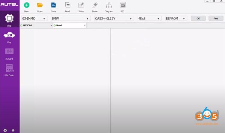 Autel Xp400 Read Bmw Cas3 5