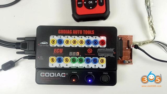 Autel Make Cas4 Key With Godiag Gt100 03