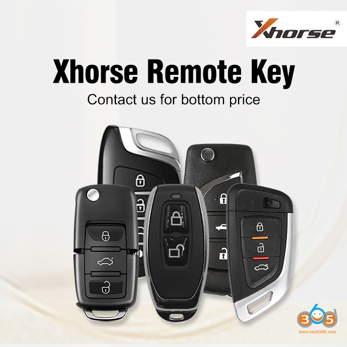 Xhorse Remote Key