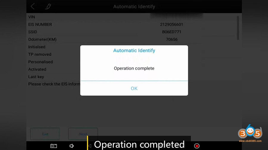 Xtool Kc501 Pad3 Obd Add Mercedes Infrared Key 24