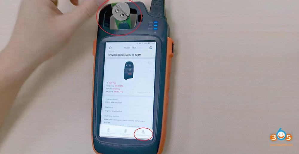 Xhorse Key Tool Max Vvdi Smart Key Clone 05