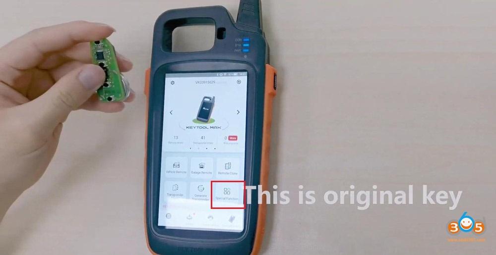 Xhorse Key Tool Max Vvdi Smart Key Clone 10